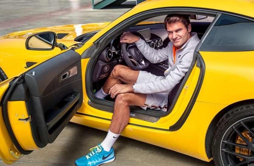 विराट और धोनी से भी ज्यादा महंगी कार चलाता है ये टेनिस प्लेयर, जीता है राजाओं की जिंदगी