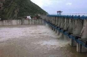 24 घंटे में बीसलपुर डेम में आया सात दिन सप्लाई लायक पानी.....