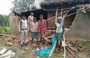 हाथियों से बचाने वाला कोई नहीं, वन विभाग भी पूरी तरह फेल! फिर 11 परिवार हुए बेघर