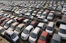 नौ महीने में पहली बार घटी यात्री वाहनों की बिक्री