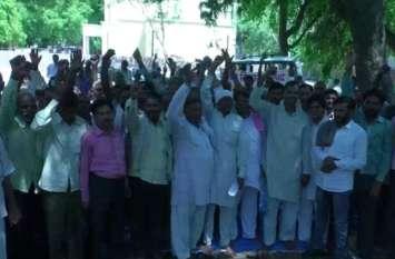 किसानों ने भरी हुंकार, सरकार ने मांगें नहीं मानी तो होगा आंदोलन