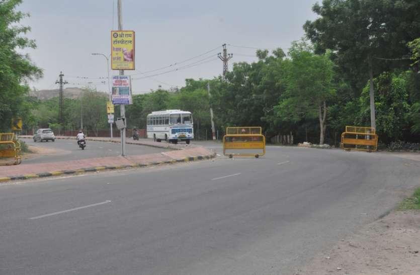 जोधपुर का ये एजुकेशन हाईवे बनता जा रहा है मौत का रास्ता, 8 किलोमीटर में हैं 20 एक्सीडेंटल जोन