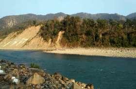 पुरी में विलुप्त शारदा नदी के निशान पाए गए
