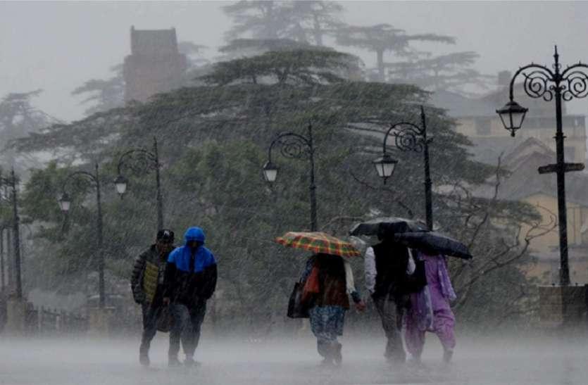 मौसम विभाग की चेतावनीः 20 से ज्यादा राज्यों में 48 घंटे के अंदर जमकर बरसेंगे बदरा, हिमाचल में 6 दिन का हाई अलर्ट
