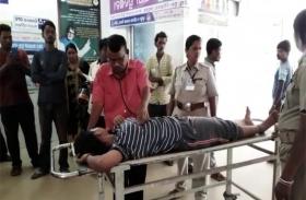 ओडिशा:पुलिस में भर्ती होने आई थी युवती,शारीरिक परीक्षा के दौरान गश खाकर गिरी