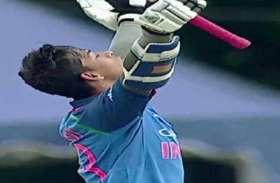 कभी गोलगप्पा बेचने को मजबूर था यह क्रिकेटर, आज शतकीय पारी खेलकर भारत को जिताई सीरीज