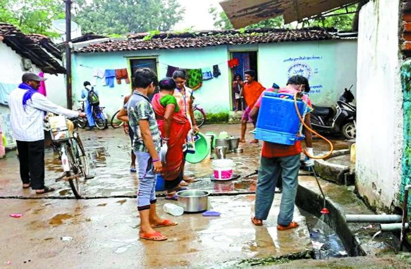 हर पल मंडरा रहा डेंगू का खतरा, स्वास्थ्य विभाग ने किया हाईअलर्ट जारी