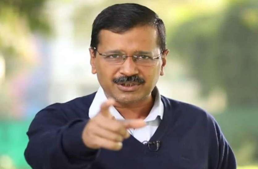 दिल्ली में सीसीटीवी लगाने के प्रॉजेक्ट को CBI और LG के सहारे रोकेगी भाजपा: केजरीवाल