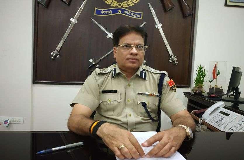 अलवर पुलिस अधीक्षक ने जिले में अपराध रोकने के लिए चलाया यह खास अभियान, अब सबकी कुण्डली होगी पुलिस के पास