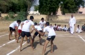 ओडीएफ ओलंपिक कबड्डी प्रतियोगिता में खिलाड़ियों ने दिखाया दमखम, देखें विडियो