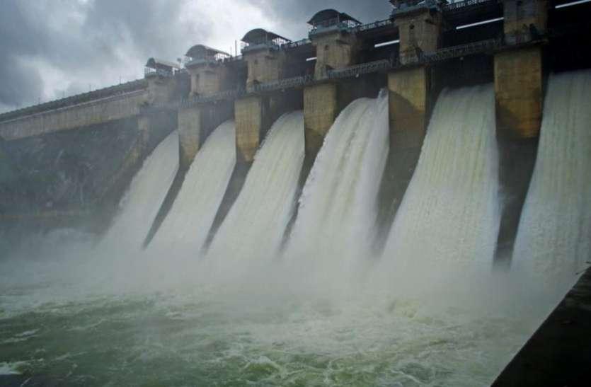 बारिश की वजह से देश के प्रमुख जलाशयों में पिछले सप्ताह से है ज्यादा पानी: जल मंत्रालय