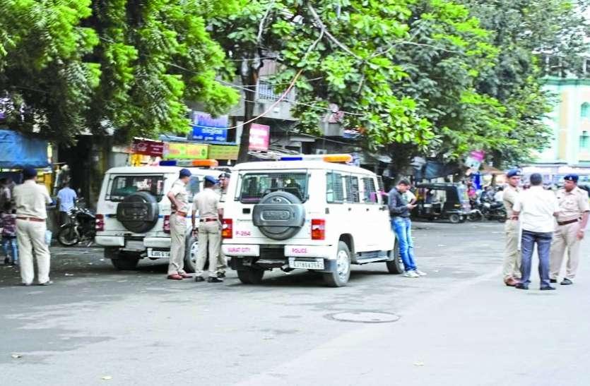 रिंग रोड से दूसरे दिन भी हटाए गए लारी-गल्ले, रास्तों में खड़े वाहनों पर भी गिरी गाज