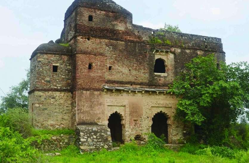 आजादी के बलिदान का गवाह है रकमगढ़ का छापर
