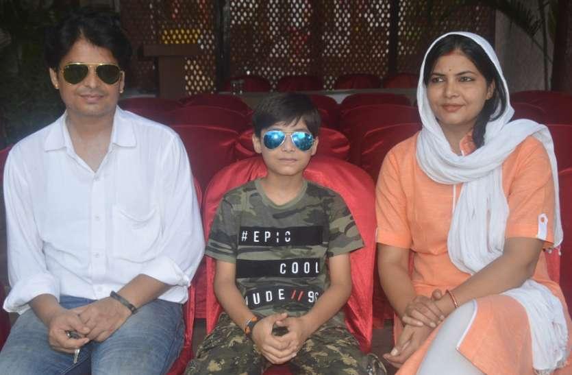 इंडिया गॉट टैलेंट शो में अपना जलवा बिखेरेंगे जूनियर एमजे रुद्राक्ष