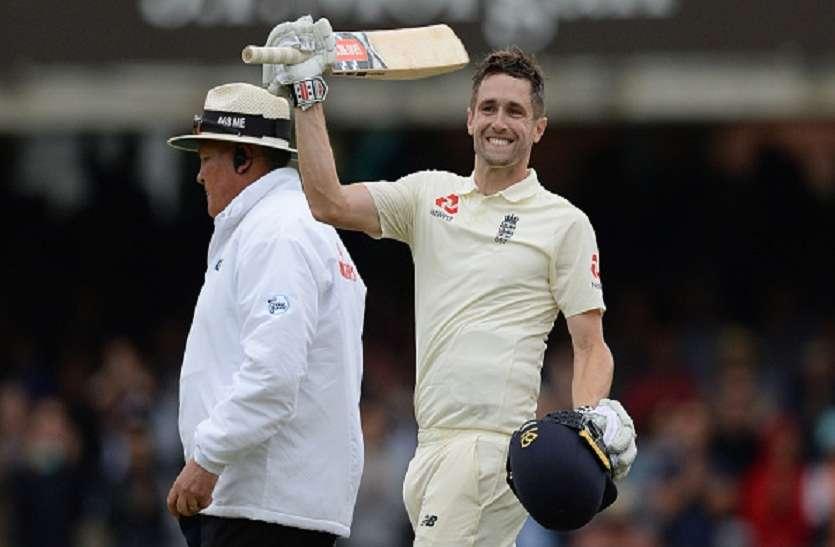 क्रिस वोक्स ने शतक के साथ तोड़ा 60 साल पुराना रिकॉर्ड, 7वें नंबर पर बल्लेबाजी करते हुए बनाए सबसे ज्यादा रन
