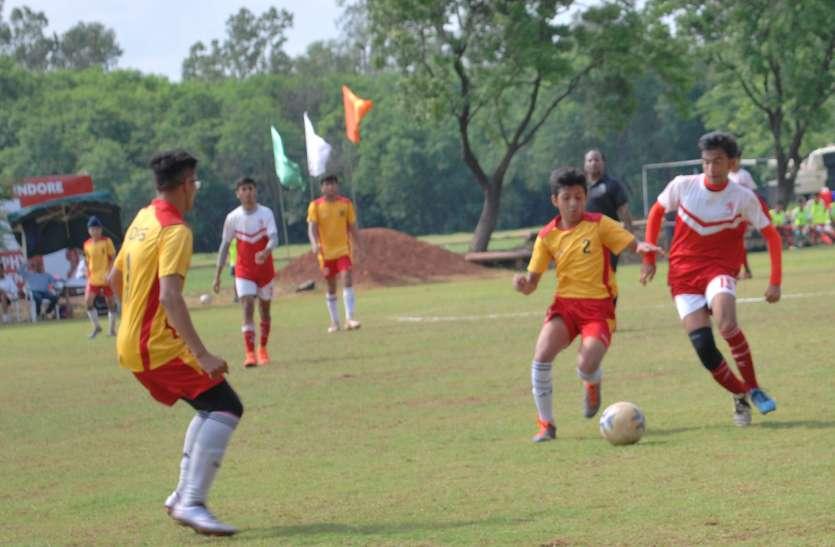 कासलीवाल ट्रॉफी फुटबॉल स्पर्धा