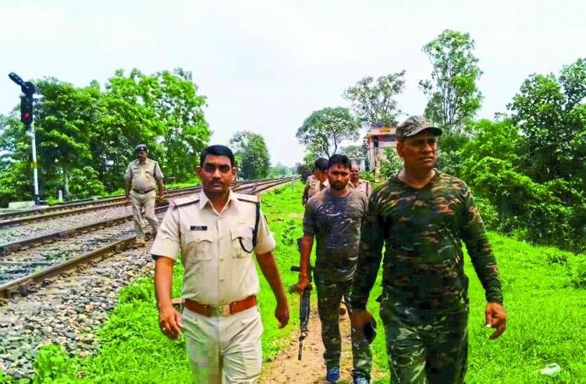 बड़ी खबर: दस्यु प्रभावित स्टेशन में रेलवे गार्डों से लूट, वॉकी-टॉकी से लेकर ये सब ले गए हथियारबंद बदमाश