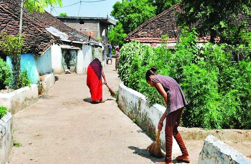 ओडीएफ के बाद अब कचरा-कीचड़ मुक्तबनेंगे गांव