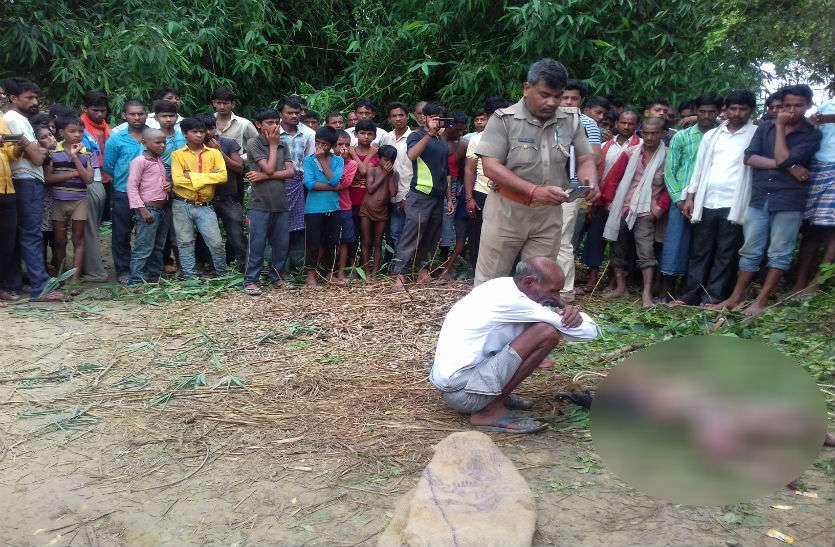 चार दिन से लापता मासूम का शव कुएं में मिलने से हड़कंप, हत्या कर फेंके जाने की आशंका