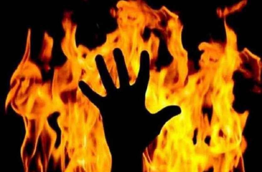अभी ठेकेदार के जिंदा जलने का मामला ठंडा भी नहीं पड़ा कि नशे में धुत्त युवती ने कर डाली ये हरकत