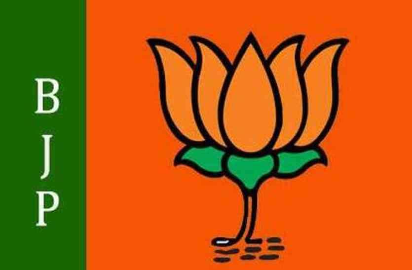 सांसद का टिकट कटवाने इस जिले से BJP की बैठक में मेरठ पहुंचे भाजपा नेता