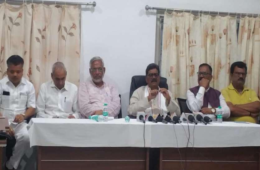 पूर्व केंद्रीय मंत्री डॉ. महंत बोले- पर्चा फेंक कर नेता प्रतिपक्ष और मेरे बीच दूरियां बढ़ाने की कोशिश