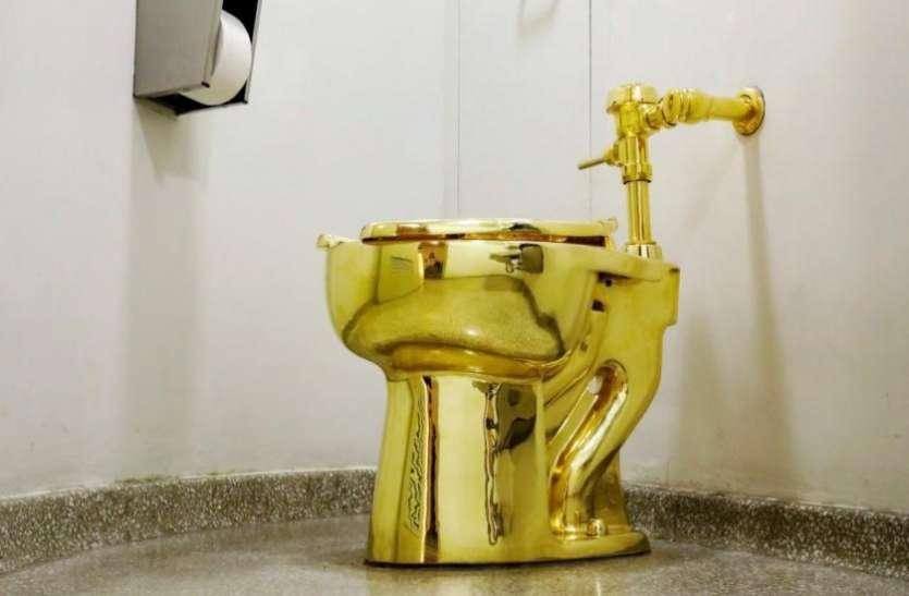 सोने का टॉयलेट इस्तेमाल करता है विजय माल्या, कीमत जानकर खिसक जाएगी पैरों तले जमीन