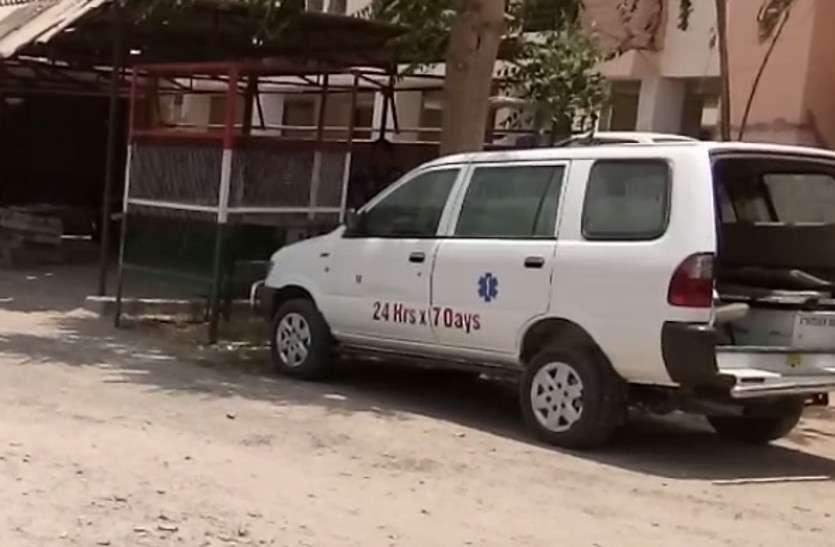 जाेधपुर में कार की टक्कर से बाइक उछलकर दूसरी बाइक से टकराई, एक की मौत
