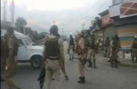 श्रीनगरःस्वंतत्रता दिवस के मौके पर बड़ी वारदात की फिराक में आए आतंकवादियों के ठिकाने पर दबिश