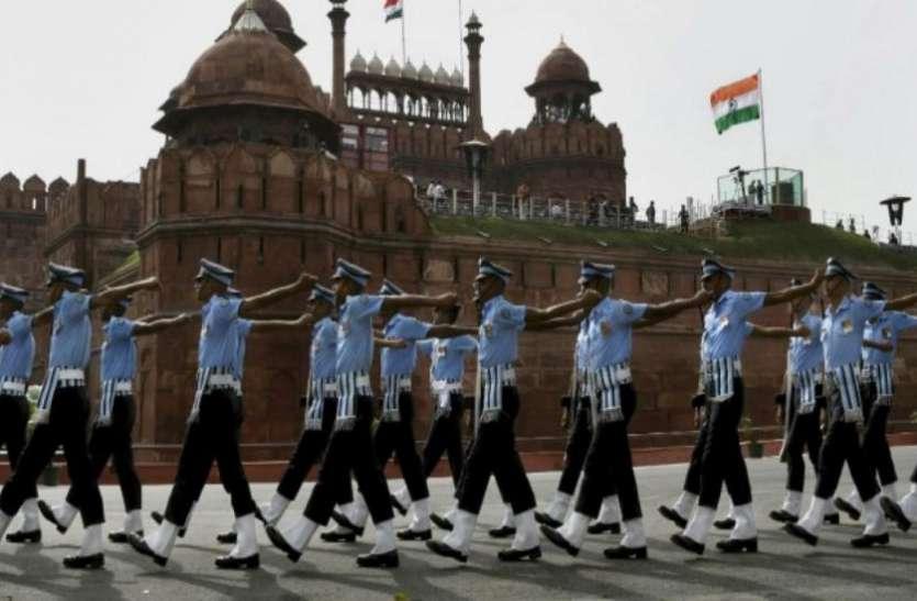 दिल्ली: सोमवार को स्वतंत्रता दिवस समारोह का फुल ड्रेस रिहर्सल, 10 बजे खुलेंगे कई स्कूल