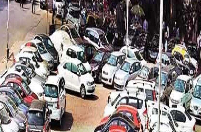 कांकरिया के मल्टीलेवल पार्किंग में एक माह तक निशुल्क पार्किंग!