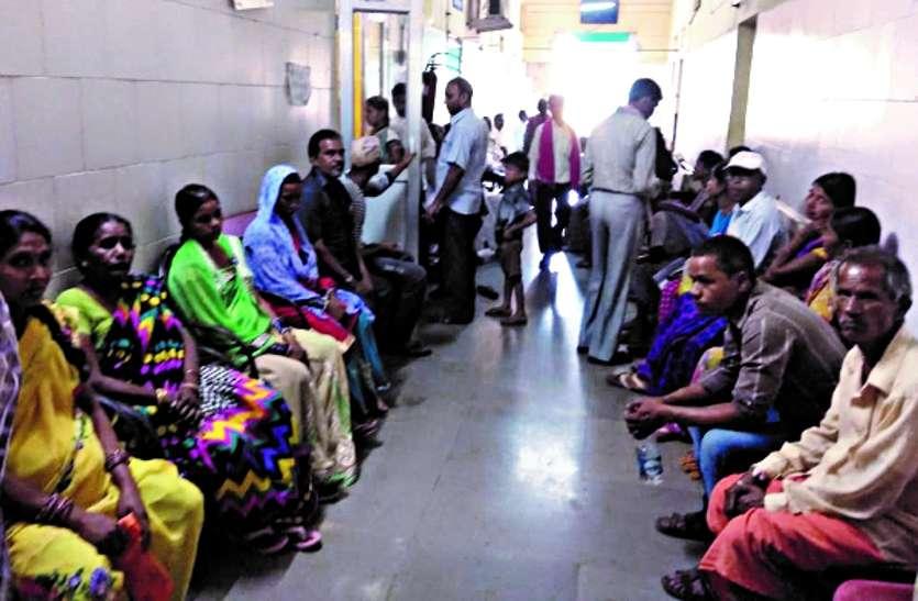 इस मेडिकल कॉलेज मेें सोनोग्राफी करवाने मरीजों को एक-एक महीने तक करना पड़ रहा इंतजार, कारण भी है खास