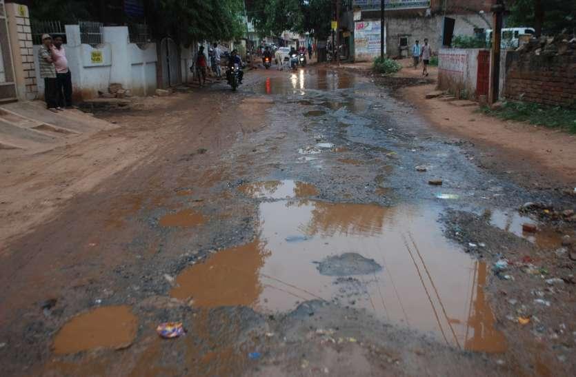 सवा करोड़ का टेंडर निकाला, काम किन सड़कों पर होगा पता नहीं