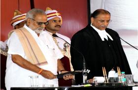न्यायमूर्ति के.एस.झावेरी ने ओडिशा के मुख्य न्यायधीश पद की शपथ ली
