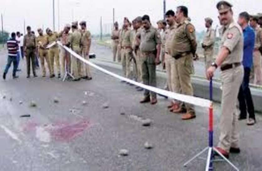 मुन्ना बजरंगी की हत्या के आरोपी सुनील राठी का शार्प शूटर एनकाउंटर में हुआ पस्त