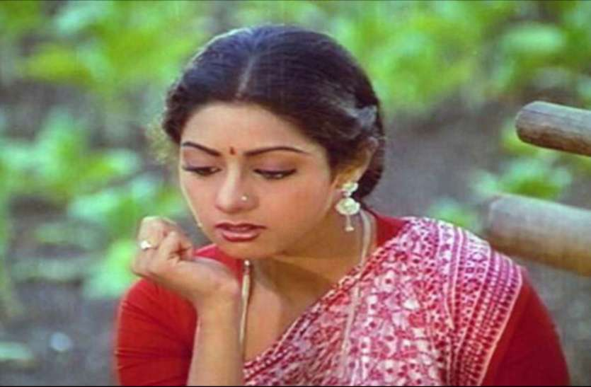 इस बॉलीवुड अभिनेता ने बनाया था श्रीदेवी को सुपरस्टार, फिल्ममेकर्स के सामने रख दी थी यह शर्त