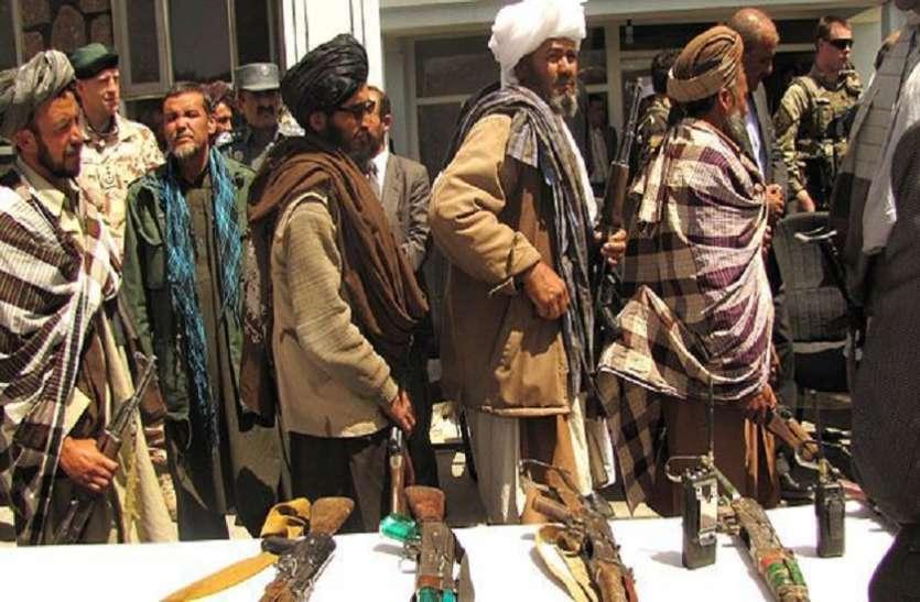 अफगान सुरक्षाबलों को बड़ी कामयाबी, 50 आतंकियों ने किया आत्मसमर्पण