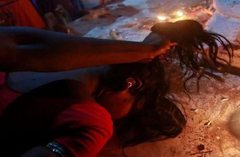 खौफनाक : बेटे की चाह में बेटी की बलि ! मां पहुंची पुलिस के पास