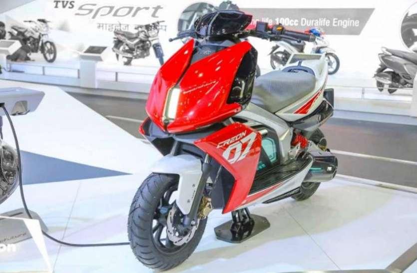 टेक्नोलॉजी और लुक में किसी Bike को भी फेल कर रहा है TVS का ये सस्ता Scooter