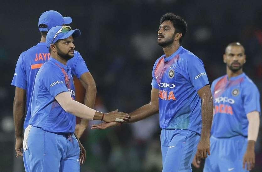 आस्ट्रेलिया, द. अफ्रीका और भारत के साथ होने वाले सीरीज से बाहर हुए विजय शंकर