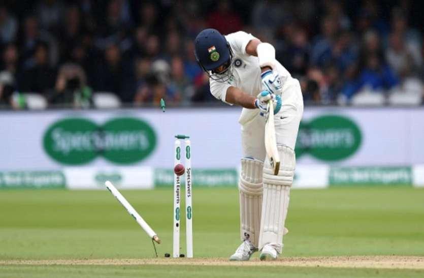 इससे घटिया बल्लेबाजी नहीं हो सकती- टीम इंडिया के 10 खिलाड़ियों ने मिलकर बनाए 4 रन