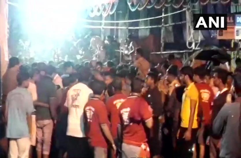 बिहार: मुजफ्फरपुर के गरीबनाथ मंदिर में जलाभिषेक के समय मची भगदड़, 25 लोग घायल