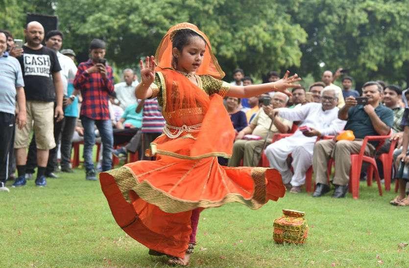 Hariyali Teej Celebration