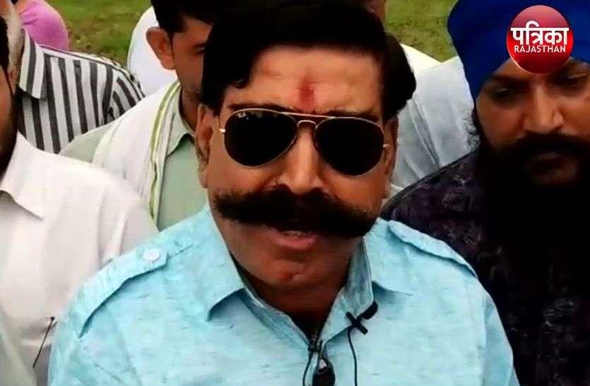 भाजपा विधायक ज्ञानदेव आहूजा ने स्वीकारा, उनके व अन्य विधायकों के पास पहुंचता है दो नंबर का पैसा, किया यह बड़ा खुलासा