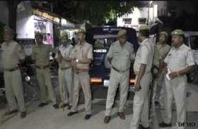 इलाहाबाद में पुलिस टीम पर फायरिंग, मचा हड़कंप