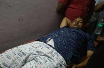 बेल्थरा रोड चेयरमैन BJP नेता के भाई से चार लाख की लूट