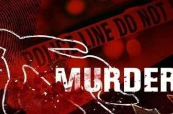 पत्नी की बीमारी से तंग पति ने की पत्नी की हत्या