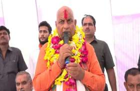 किसान मोर्चा के प्रदेश उपाध्यक्ष शिवशंकर सिंह पहली बार महोबा पहुंचे, बीजेपी नेताओं ने किया जोरदार स्वागत