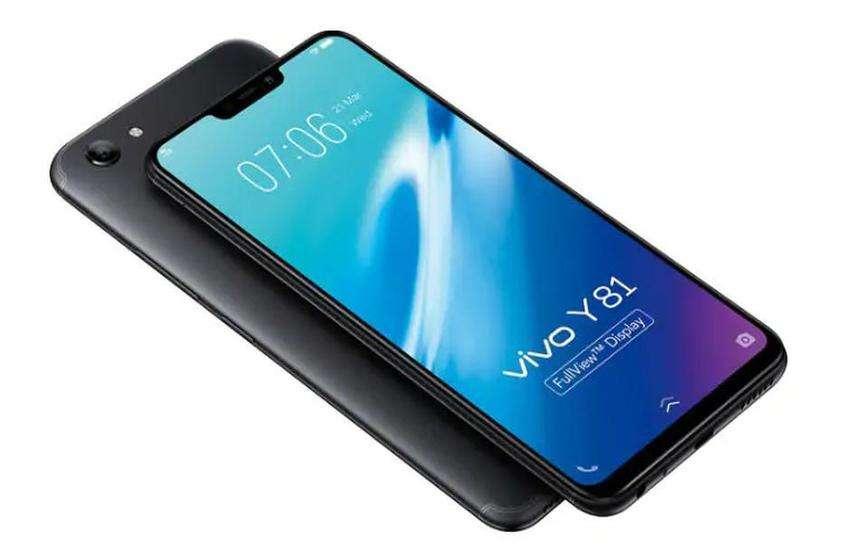 Vivo Y81 भारत में लॉन्च, 3,260mAh बैटरी