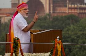 स्वतंत्रता दिवस: पीएम मोदी ने भाषण में पहली बार किया दलित शब्द का इस्तेमाल, इन मुद्दों का भी किया जिक्र